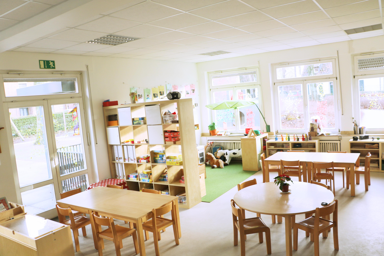 Raumkonzept St Elisabeth Kindergarten