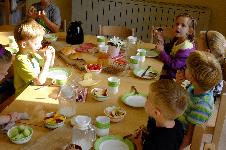 Mahlzeiten Und Getranke St Elisabeth Kindergarten